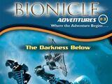 BIONICLE Adventures 3: The Darkness Below