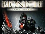 BIONICLE Leyendas 3: Juego de Poder