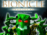 BIONICLE Legends 4: Legacy of Evil