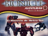BIONICLE Aventuras 1: El Misterio de Metru Nui