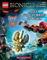 Libro de Actividades de Búsqueda de las Máscaras