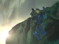 CGI Gali Mata Escalando un Risco