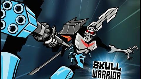 LEGO® Bionicle - Skull Warrior - Character Spot