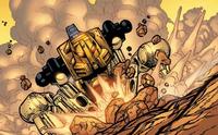 Comic Stone