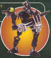 Prototype Nuparu Inika 1