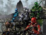 Toa Matat Bionicle The Gamessa