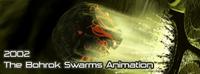2002 Animación de los Enjambres Bohrok