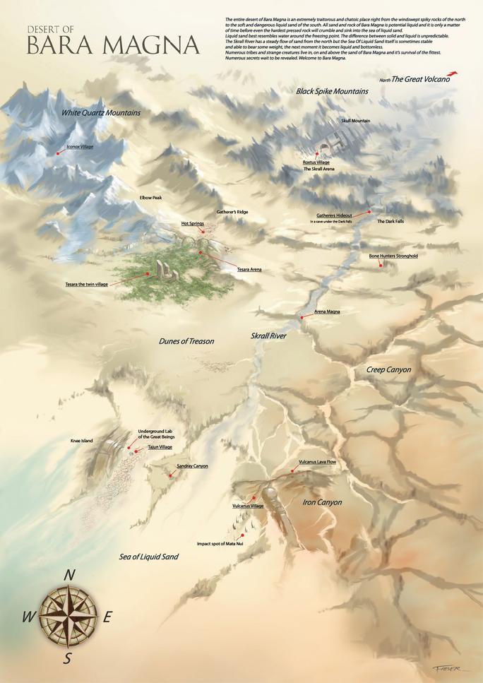 BM Map