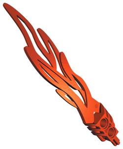 CGI Espada de Fuego