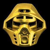 Goldene Maske der Erde