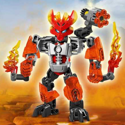 CGI Protector of Fire Pose