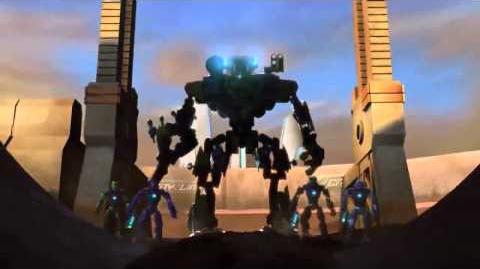 LEGO® Hero Factory - Episode 11 Invasion From Below