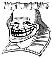 Trolling Shakes