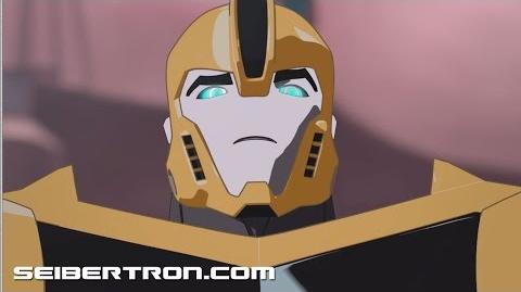 Transformers Robots In Disguise Official Teaser Video Cartoon 2015