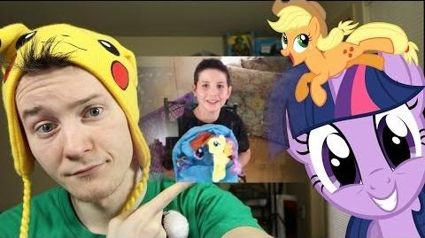 """""""Trigger"""" For Bullying My Little Pony"""