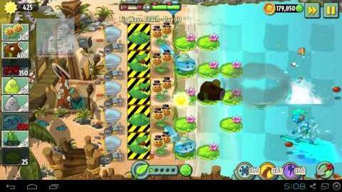 Plants vs Zombies 2 - Big Wave Beach Part 2 Day 30 Save Our Seed Plants vs Zombies 2