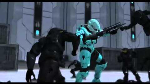 Linkin Park -In The End- Red Vs Blue Music Video
