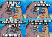 How tough are you