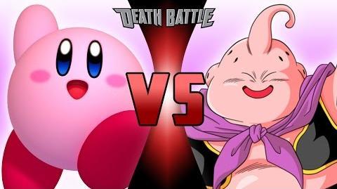 Kirby VS Majin Buu DEATH BATTLE!