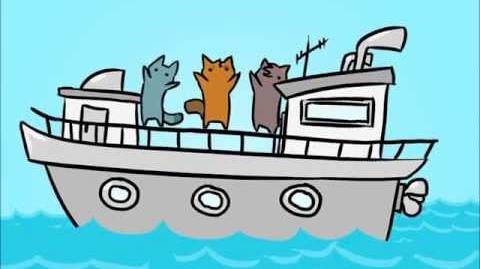 I'm On A Boat (Clean) - Animation parody