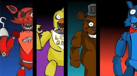 Five Nights at Freddy's MLP Animation The Living Tombstone-0