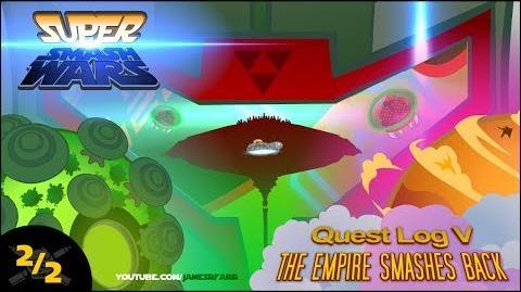 SUPER SMASH WARS 2 The Empire Smashes Back (Part 2 2) A Star Wars Nintendo-Verse Mashup
