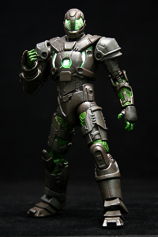 Titanium Man Bionicle Crossover Wiki Fandom Powered By