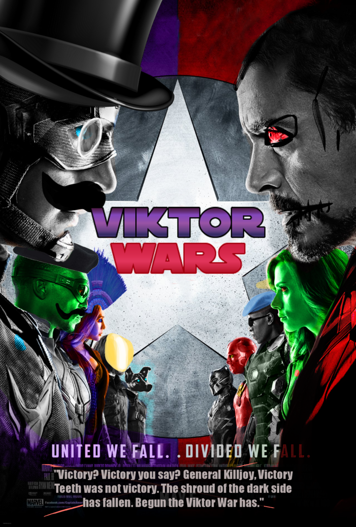 Begun the viktor war has