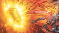 Comic Hydraxon Fires at Kanohi Ignika.png