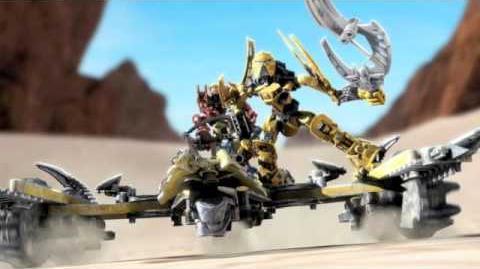 Bionicle Reviews Wiki Info 5 Mata Nui (Bara Magna)