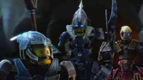 Bionicle The Legend Reborn Major Spoiler - Elemental Powers!