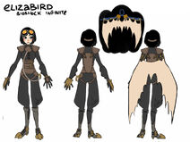 Bioshock Infinite Songbird Elizabeth (starexorcist)