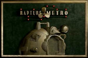 Logo Rapture Metro