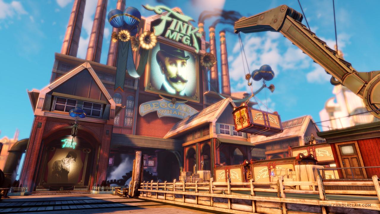Finkton bioshock wiki fandom powered by wikia - Bioshock wikia ...