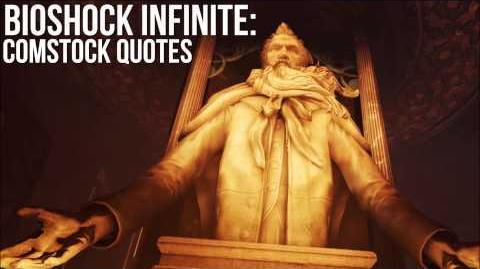Bioshock Infinite Comstock's Speeches