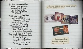 Lutwidge journal pg6-7