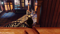 Bioshock infinite revolver Colt 1851 Navy iron sight