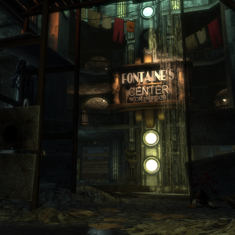 En el Multijugador de BioShock 2.