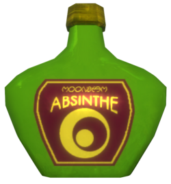 Moonbeam Absinthe Front