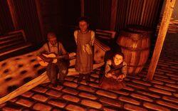 Shantytown-Beggars
