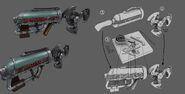 Air grabber concept art