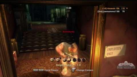 Bioshock 2 Multiplayer Gameplay Part 3