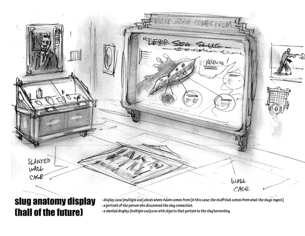 Image - Hall Of The Future Slug Anatomy Display Concept.jpg ...