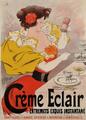 Georges Meunier - Crème Éclair Poster 1895.png