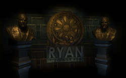 Ryan Industies Logo and Busts