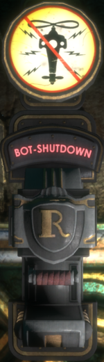 B1 BotShutdonwpanel Active