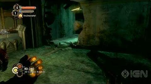 BioShock 2 Xbox 360 Guide-Walkthrough - Brute Splicer