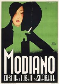 Franz Lenhart Modiano Advertisement