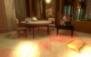 Quarantine Room Tea Table