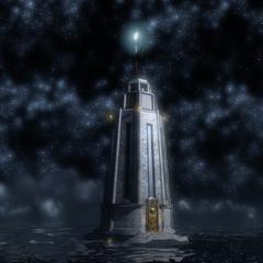 <i>BioShock Infinite'</i>te görülen deniz feneri